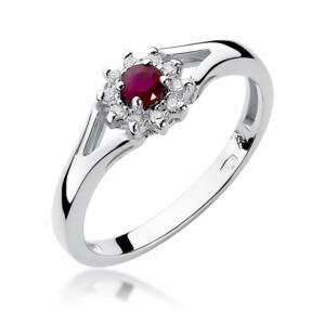Diamonds Pierścionki z diamentami W185R015B
