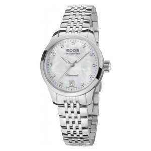 Epos Diamonds 4426.132.20.80.30 - zegarek damski