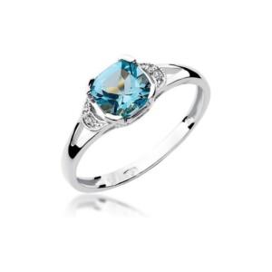 Diamonds Pierścionki z diamentami W40T110B
