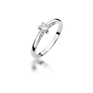 Diamonds Pierścionki W394B024B