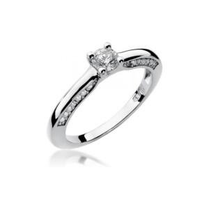 Diamonds Pierścionki z diamentami W9B044B
