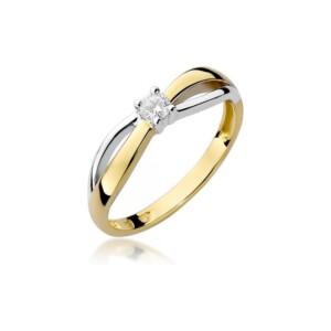 Diamonds Pierścionki z diamentami W248B010Z