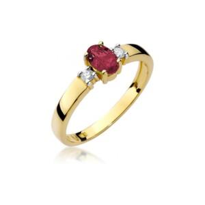 Diamonds Pierścionki z diamentami W264R060Z