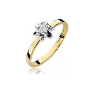 Diamonds Pierścionki z diamentami W152B010Z