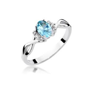 Diamonds Pierścionki z diamentami W19T050B