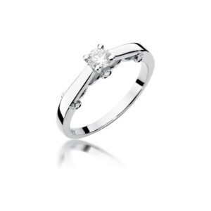 Diamonds Pierścionki z diamentami W342B028B