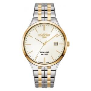 Roamer Slim-Line Classic 512833 47 35 20 - zegarek męski
