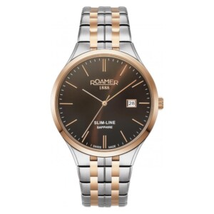Roamer Slim-Line Classic 512833 49 65 20 - zegarek męski