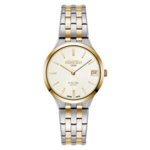 Roamer Slim-Line Classic 512857 47 15 20 - zegarek damski