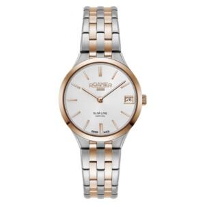 Roamer Slim-Line Classic 512857 49 15 20 - zegarek damski