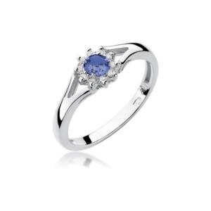Diamonds Pierścionki z diamentami W185TA015B