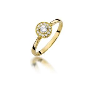Diamonds Pierścionki W390B025Z