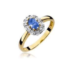 Diamonds Pierścionki z diamentami W304TA040Z