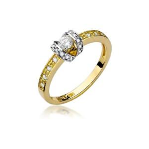 Diamonds Pierścionki z diamentami W162B025Z