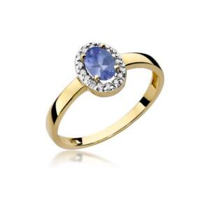 Diamonds Pierścionki z diamentami W330TA040Z