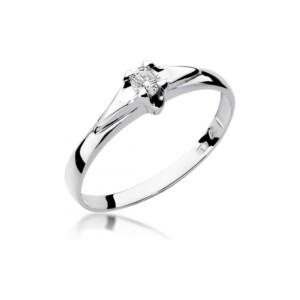 Diamonds Pierścionki z diamentami W88B010B