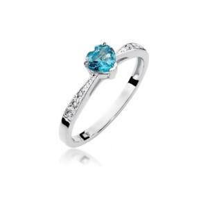 Diamonds Pierścionki z diamentami W65T030B