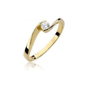 Diamonds Pierścionki z diamentami W160B013Z