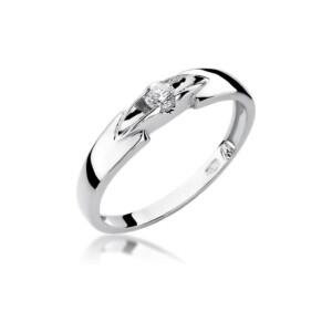 Diamonds Pierścionki z diamentami W124B010B