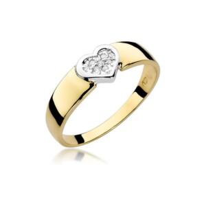 Diamonds Pierścionki z diamentami W314B004Z