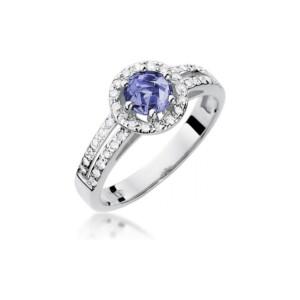 Diamonds Pierścionki z diamentami W87TA050B