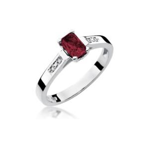 Diamonds Pierścionki z diamentami W78R080B