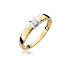 Diamonds Pierścionki z diamentami W249B010Z