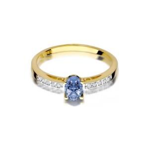 Diamonds Pierścionki z diamentami W67TA040B
