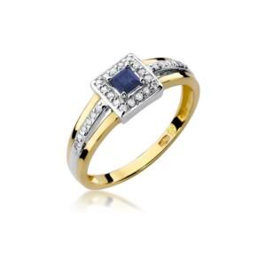 Diamonds Pierścionki W271S020Z