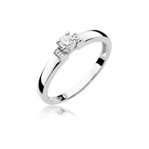 Diamonds Pierścionki z diamentami W81B015B