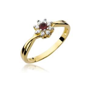 Diamonds Pierścionki z diamentami W72R015Z