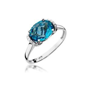 Diamonds Pierścionki z diamentami W148T170B