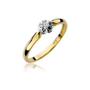 Diamonds Pierścionki z diamentami W187B004Z