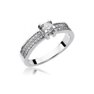 Diamonds Pierścionki z diamentami W59B048B