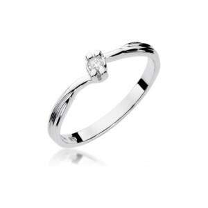 Diamonds Pierścionki z diamentami W324B004B