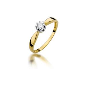 Diamonds Pierścionki z diamentami W228B015Z
