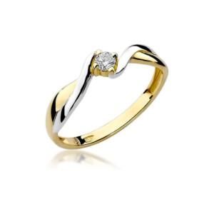 Diamonds Pierścionki z diamentami W208B010Z