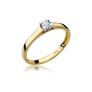 Diamonds Pierścionki z diamentami W221B010Z