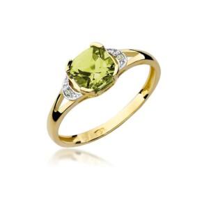 Diamonds Pierścionki z diamentami W40O100Z