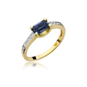 Diamonds Pierścionki z diamentami W105S060Z