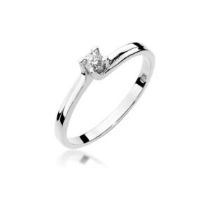 Diamonds Pierścionki z diamentami W93B008B