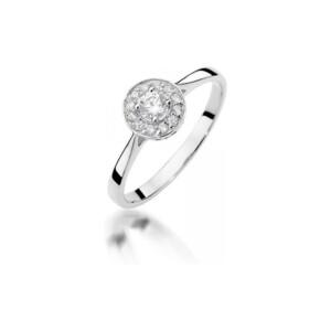 Diamonds Pierścionki W390B025B