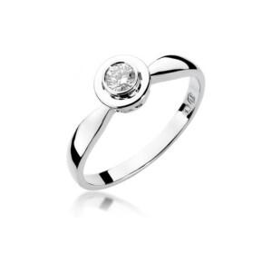 Diamonds Pierścionki z diamentami W294B020B