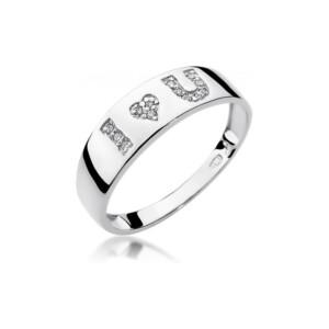 Diamonds Pierścionki z diamentami W268B007B