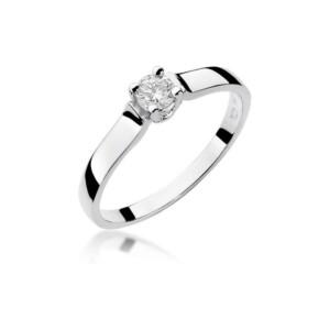 Diamonds Pierścionki z diamentami W244B020B