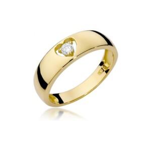 Diamonds Pierścionki z diamentami W71B010Z