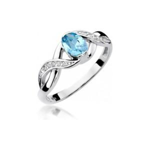 Diamonds Pierścionki z diamentami W28T050B
