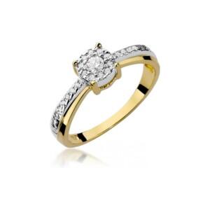 Diamonds Pierścionki z diamentami W302B025Z