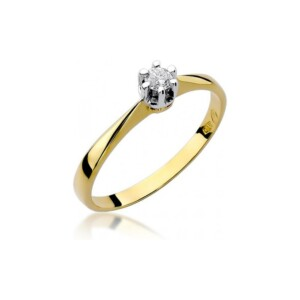 Diamonds Pierścionki z diamentami W36B010Z