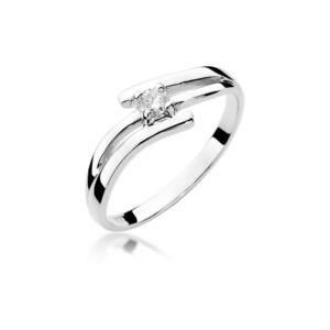 Diamonds Pierścionki z diamentami W245B010B